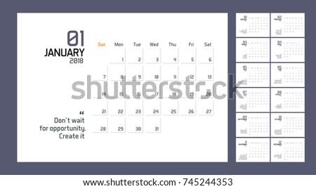 calendar planner template