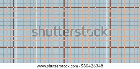 Modern pastel Scott checker pattern - vector