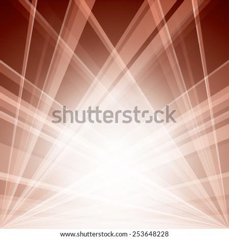 Modern Vector Background. - stock vector