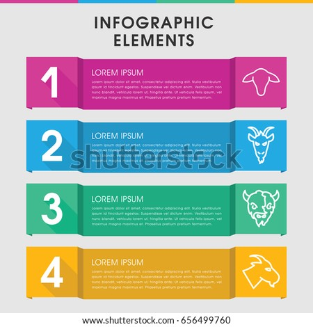 Modern zodiac infographic template infographic design stock vector modern zodiac infographic template infographic design with zodiac icons includes can be used for ccuart Images