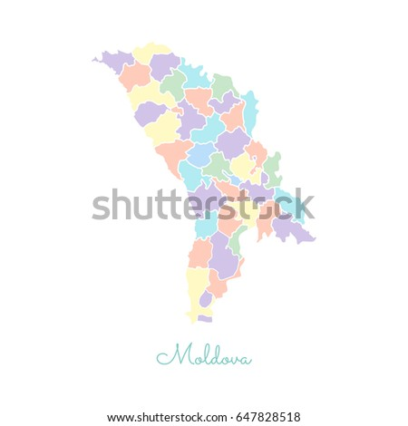 Moldova Map Stock Images RoyaltyFree Images Vectors Shutterstock - Moldova map