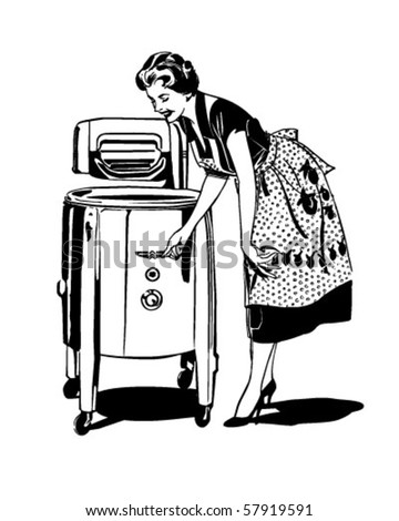 1950s Housewife Stock Images, Royalty-Free Images ...