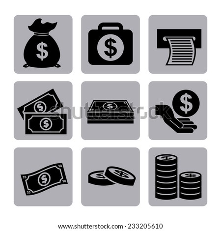 money design , vector illustration