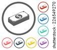 money icon - stock