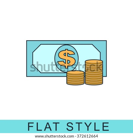 money Icon Vector. money Icon JPEG. money Icon Object. money Icon Picture. money Icon Image. money Icon Graphic. money Icon Art. money Icon JPG. money Icon EPS. money Icon AI. money Icon Drawing - stock vector
