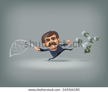 Money. Vector Format - stock vector