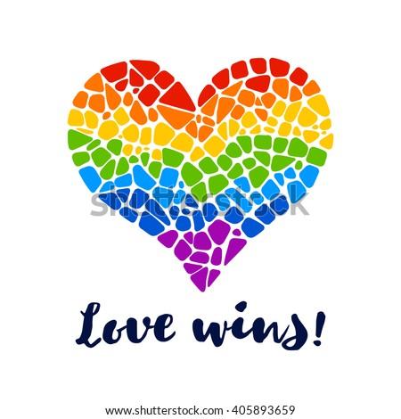 white background Gay love