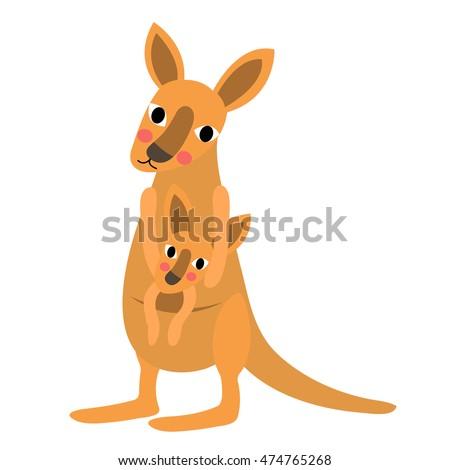 how to say a stuffed toy kangaroo in italian