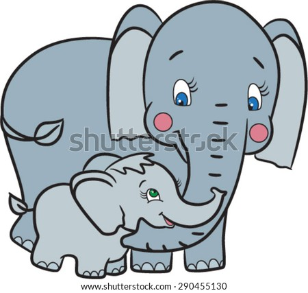 Two Elephants Stock Photos, Images, & Pictures | Shutterstock