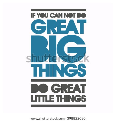 Motivational Quote Vector Art