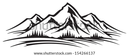 Black And White Intricate Floral further C ing tent clipart moreover Waffle Cone Clipart additionally Outline Script Black And White Love in addition Mountain landscape. on tents drawings