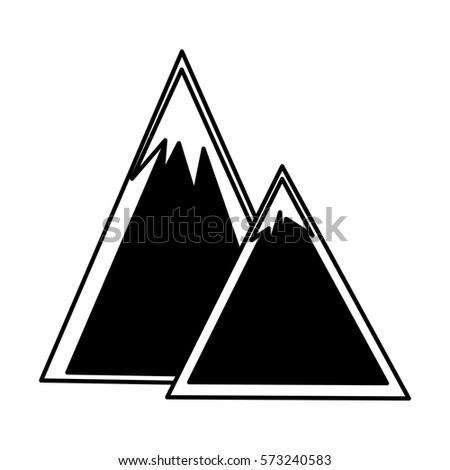 Mountain Silhouette mountain silhouette stock images, royalty-free images & vectors