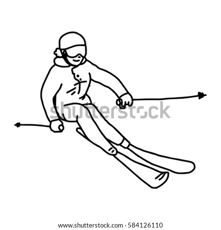 mountainskier stock images royaltyfree images  vectors