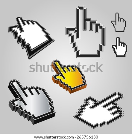 Mouse Pointer - Illustration