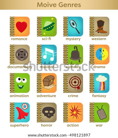 Genres Stock Images, Royalty-Free Images & Vectors | Shutterstock