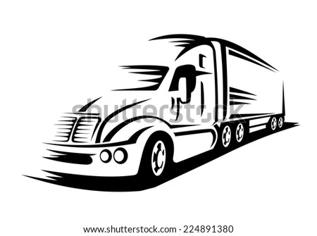 trailer for tools with Moving Delivery Truck On Road Transportation 224891380 on Drawn The Painted Tower Concept Sketches further Moving Delivery Truck On Road Transportation 224891380 further Skidder Sketch Templates further 4 together with Wiring Diagram For 220 Volt Motor And Switch.