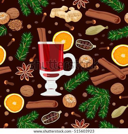 Gluhwein stock images royalty free images vectors for Chocolate gingerbread twigs