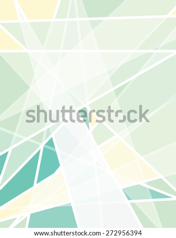 Multi-color abstract line pattern color background - stock vector