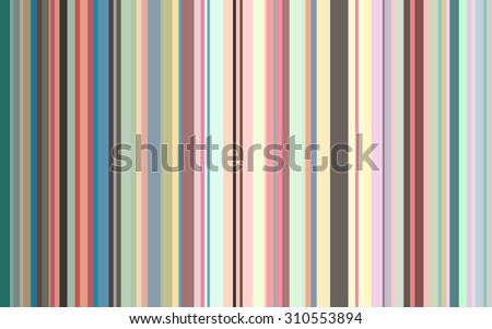 Multi Color lines background. - stock vector