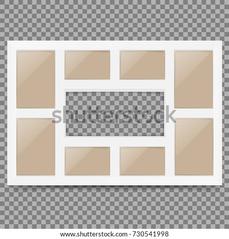 multi frame set with empty space photo frame photo frame collage multi frame - Multi Frame