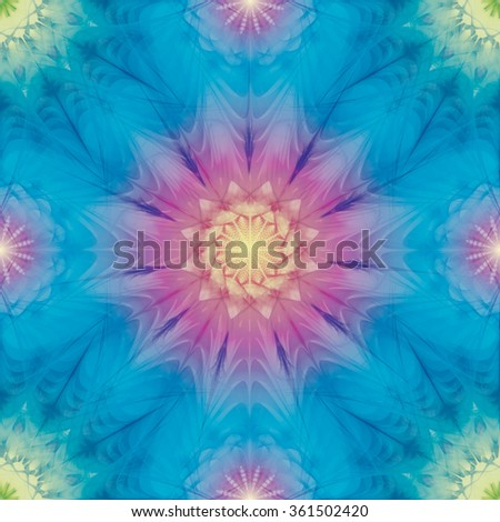 Multicolor seamless pattern eps10 - stock vector