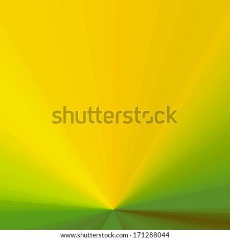Multicolor sunbeams background. Sun sunburst vector background. Sunshine texture backgrounds  - stock vector