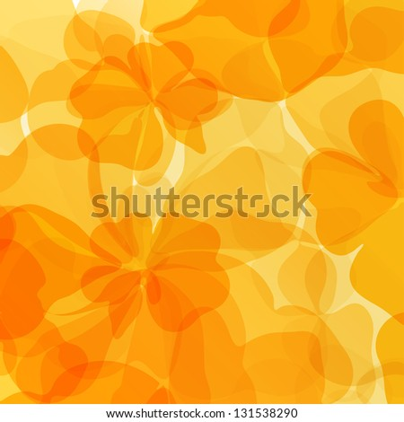 Multicolored background watercolor painting - stock vector