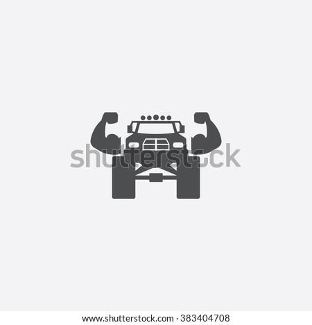 muscle car Icon. muscle car Icon Vector. muscle car Icon Art. muscle car Icon eps. muscle car Icon Image. muscle car Icon logo. muscle car Icon Sign. muscle car Icon Flat. muscle car Icon design - stock vector