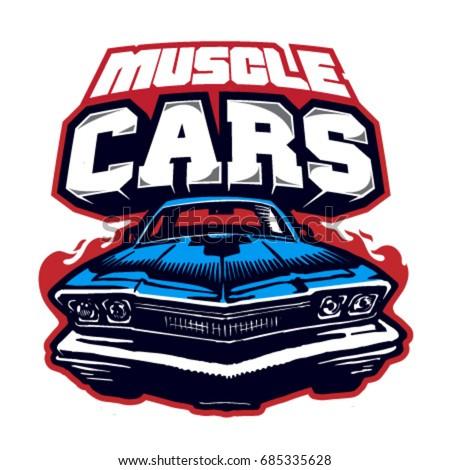 classic muscle car logos wwwpixsharkcom images