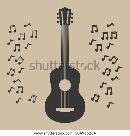Music and Sound digital design, vector illustration 10 eps graphic