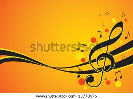 music festival graphic vector illustration - stock vector