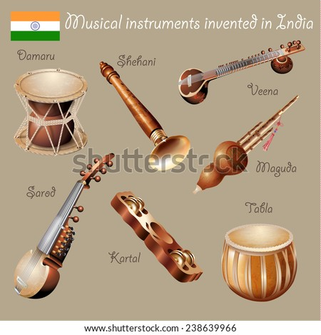 musical background series set musical instruments stock vector 238639966 shutterstock. Black Bedroom Furniture Sets. Home Design Ideas