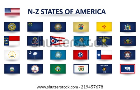 N-Z States Of America