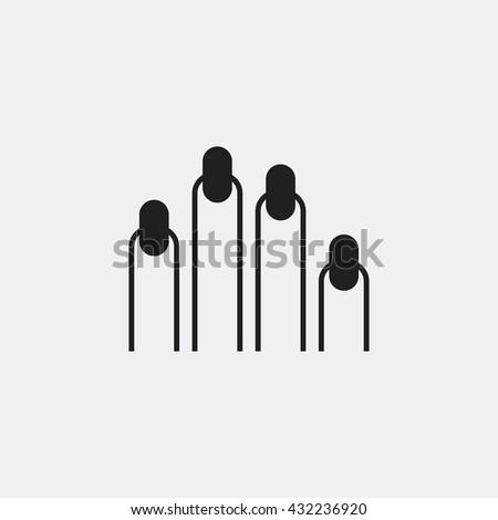 nails Icon, nails Icon Eps10, nails Icon Vector, nails Icon Eps, nails Icon Jpg, nails Icon, nails Icon Flat, nails Icon App, nails Icon Web, nails Icon Art, nails Icon, nails Icon, nails Icon Flat - stock vector
