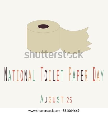 Enchanting National Toilet Paper Day Images - Image design house ...