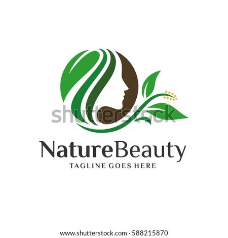 logo une natural beauty