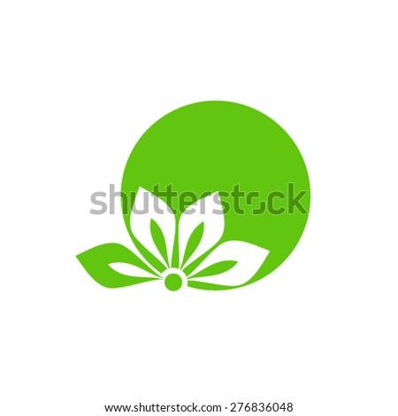 Natural Made Bio Logo Concept - stock vector