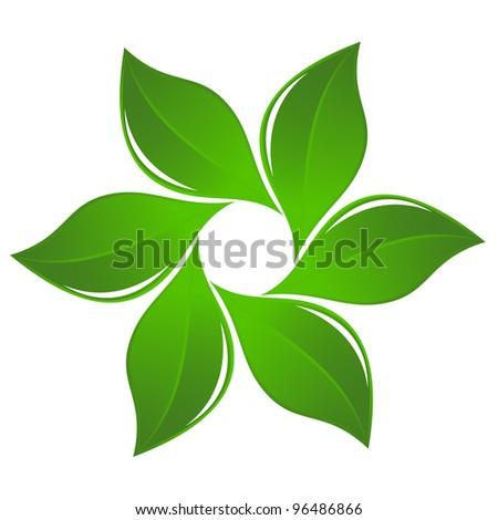 Nature design element - stock vector