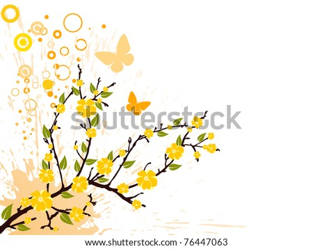 nature design - vector