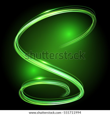 Beautiful Colorful Vector Light Effect Neon Stock Vector #0: stock vector neon glowing vector lines light effect on a bright background