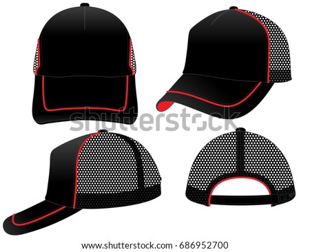hat template stock images royalty free images vectors
