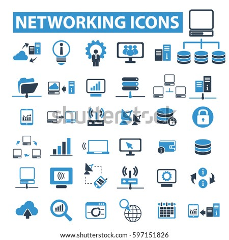 asco red hat wiring diagram 3 networking icons stock vector 597151826 - shutterstock black hat network diagram icon
