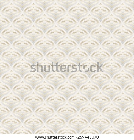 neutral pattern seamless or background  - stock vector