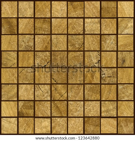 new abstract background with wooden planks mosaic can use like wallpaper