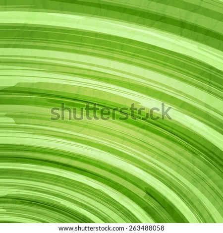 new abstract wallpaper with green field stripes over paper texture. vector background design - stock vector