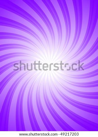 New magic light sunburst vector - stock vector