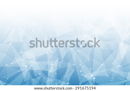 New Model Technology for Business Background - stock vector