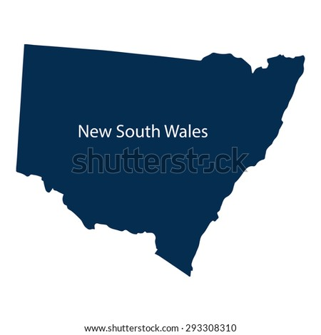 New South Wales Map