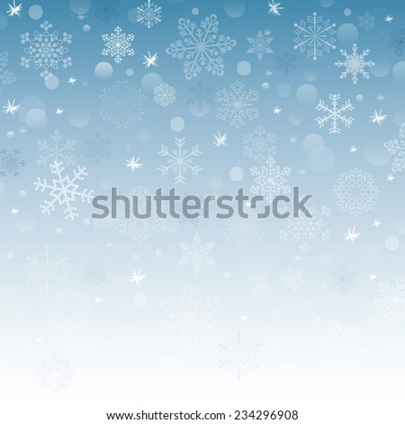 new year background, vector version - stock vector