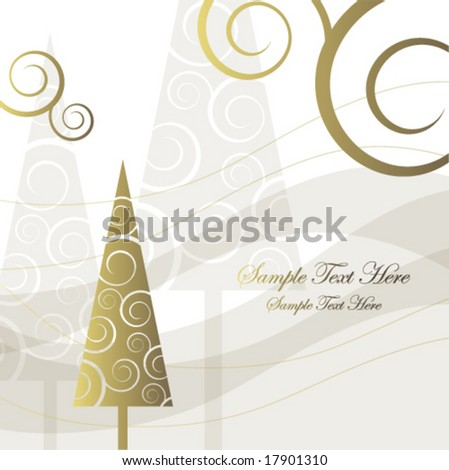 New Year image - stock vector